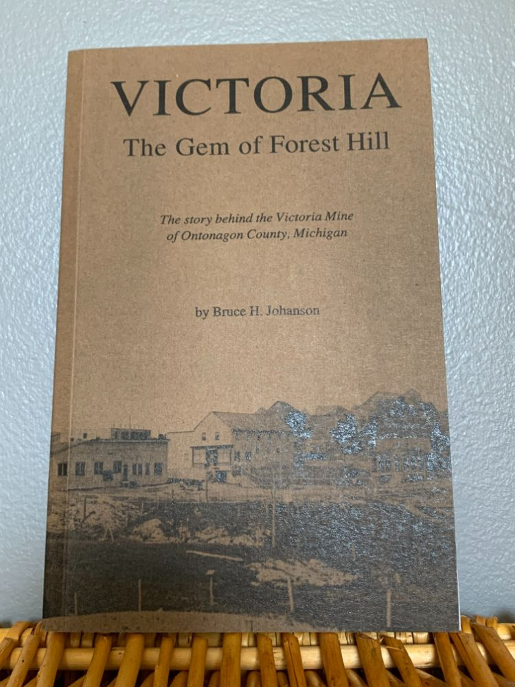 Bruce Johanson Book Collection - Victoria Gem Hill