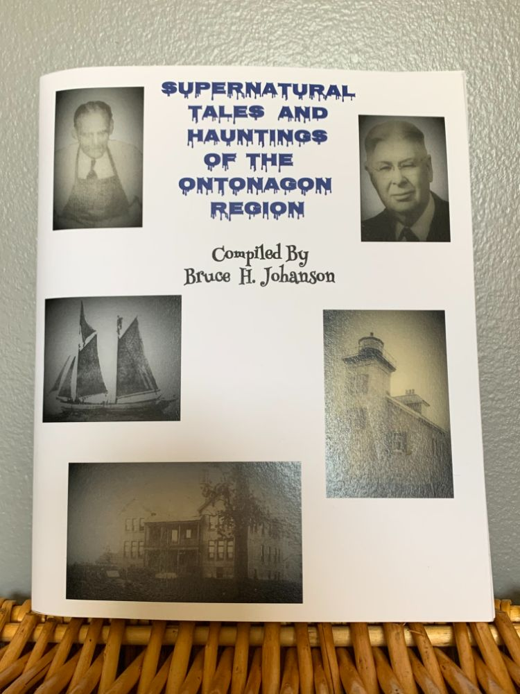 Bruce Johanson Book Collection - Supernatural Tales