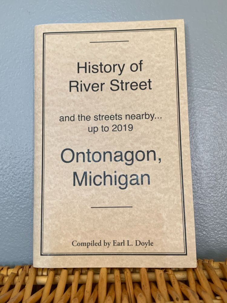 Early Doyle & John Doyle Book Collection - History of River Street