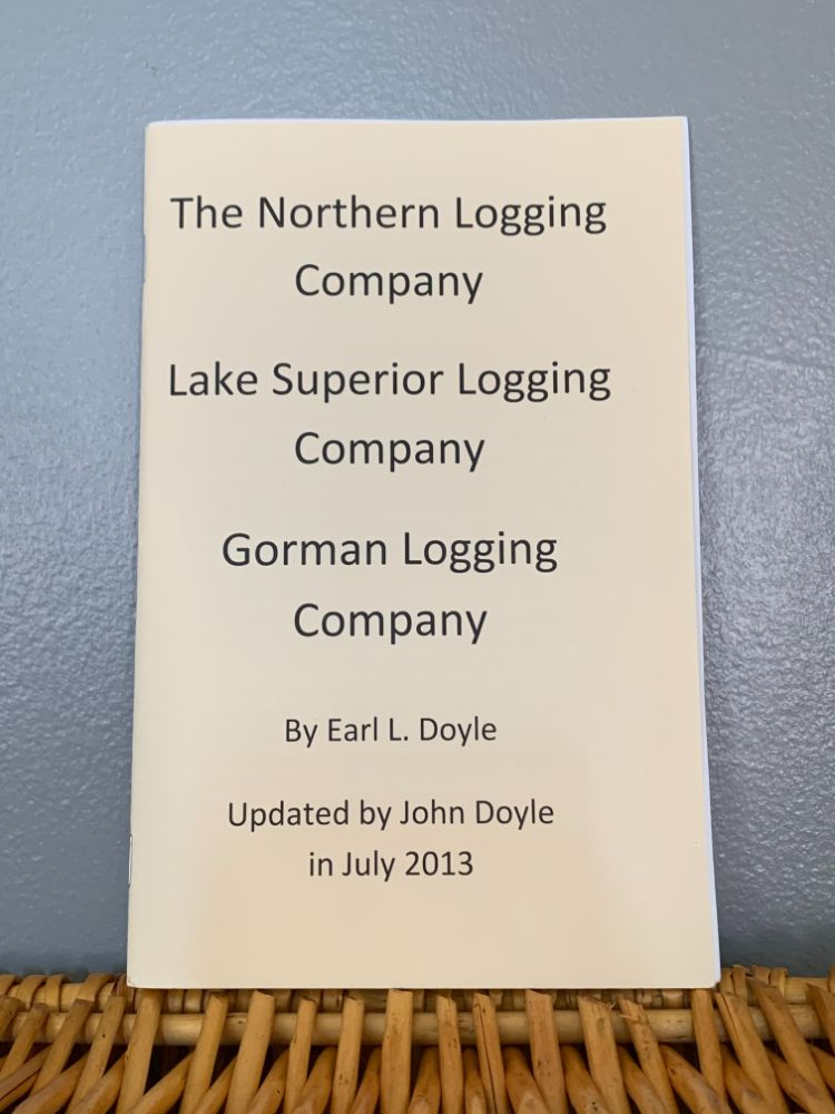 Early Doyle & John Doyle Book Collection - Northern Logging